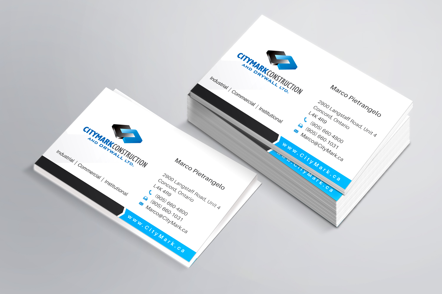 Business cards archives page 3 of 3 go online marketing citymark business cards reheart Gallery